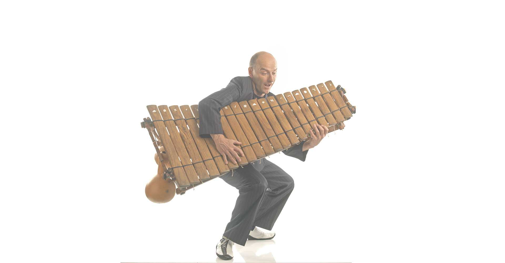 PLAYING BALAFON IS MY PASSION