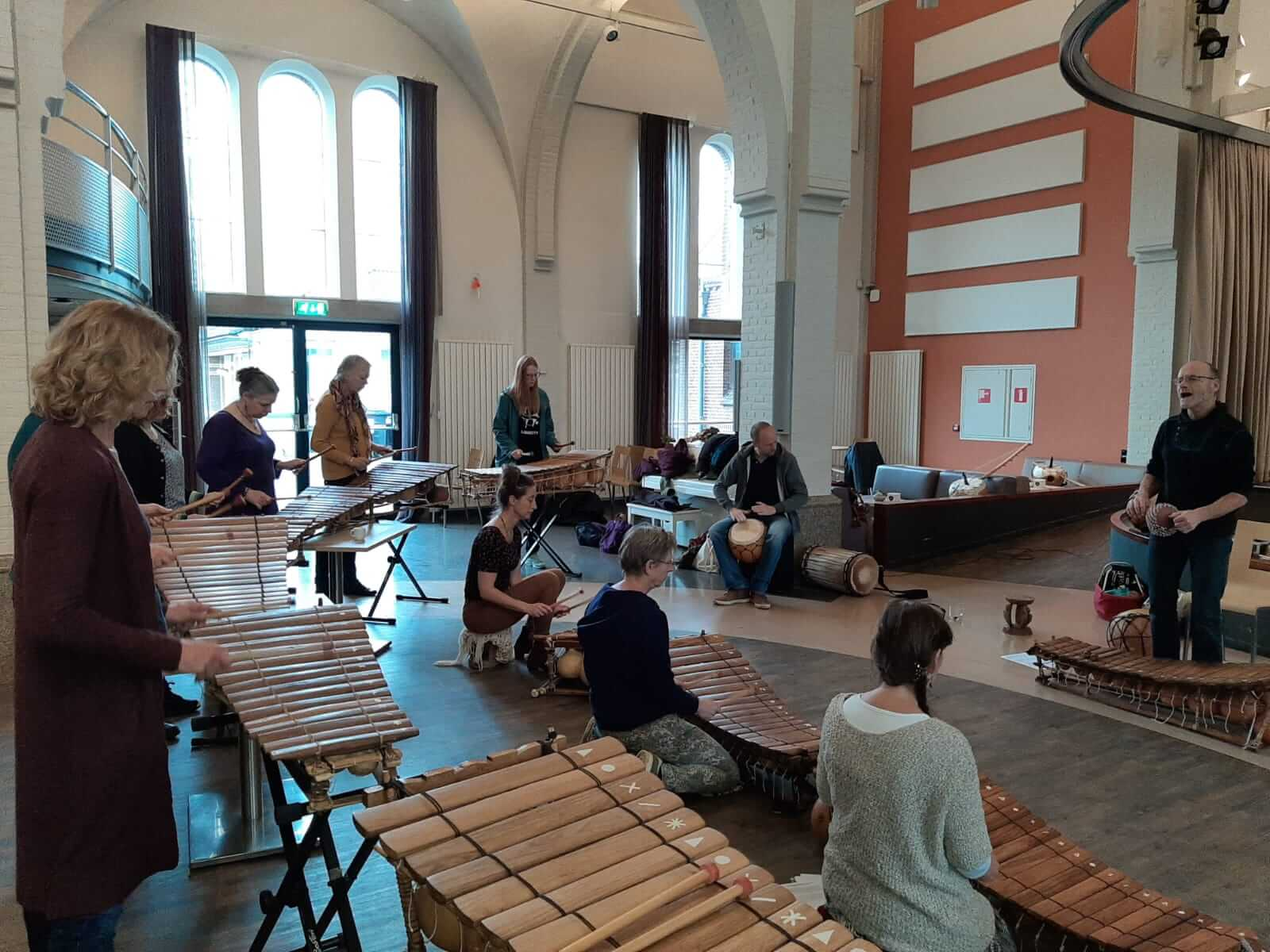 Balafoonmeeting December 2019